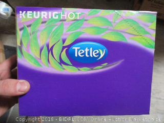 Tetley British Tea K Cups