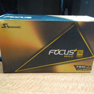 Seasonic Focus Gold