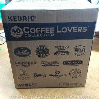 Keurig Hot Coffee Lovers Collection