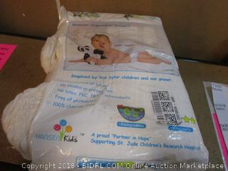 Diapers/ Opened