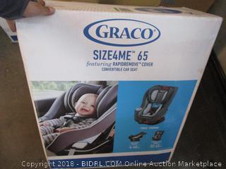 Graco Size ME 65 Convertible Car Seat