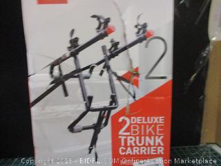 Allen 2 Deluxe Bike Trunk Carrier