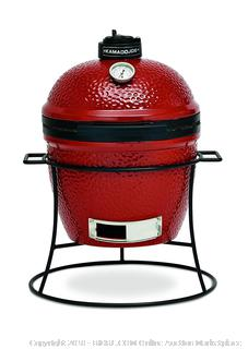 Kamado Joe KJ13RH Joe Jr Grill, Red (Retail $499.00)