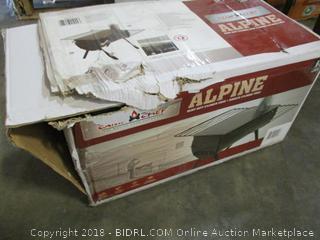 Alpine Cylinder Stove