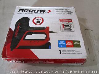 Arrow Stapler Electric