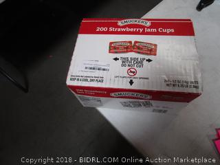 Smucker's Strawberry Jam Cups