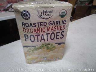 Edward & Sons Roasted Garlic Organic Mashed Potatoes