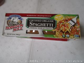 Hidgson Mill Spaghetti Whole Grain Pasta
