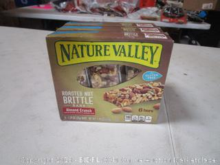 3 Boxes Nature Valley Roasted Nut Brittle Bars