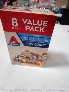 2 Boxes Atkin Bars