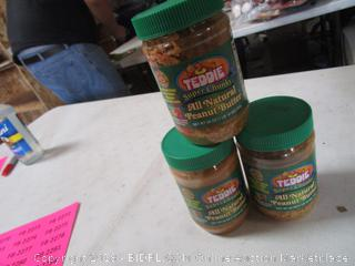Teddie Super Chunks All Natural Peanut Butter