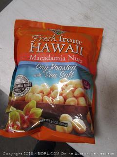 Fresh from Hawaii Macadamia Nuts