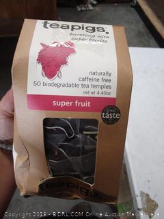 Teaspigs Caffeine free tea