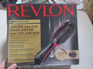 Revlon Salon one step Hair Dryer and Volumizer