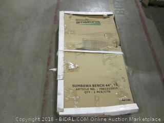Simbawa Bench