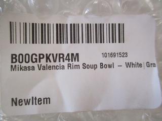 Mikasa Soup Bowl
