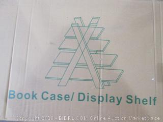 Book Case Display Shelf
