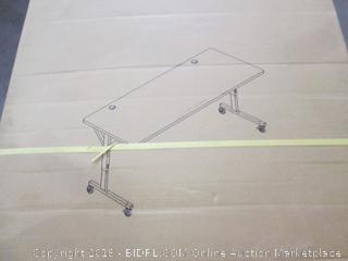 Brawny Table HD Laminae Adjustable Height