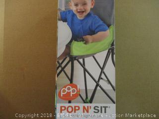 POP n'SIT  Portable Highchair