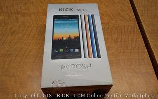 POSH KICK X511 No Power
