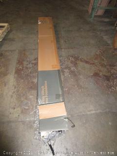 Zinus Modern Studio 10 Inch Platforma Low Profile Bed Frame/Mattress Foundation/Boxspring Optional/Wood slat support, King (Retail $128.00)