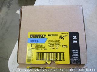 DeWalt Sanding Disc