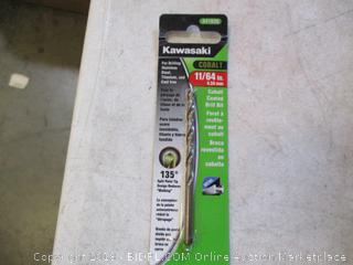 Kawasaki Drill Bit