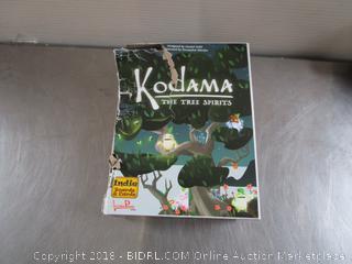 Kodama Card Set