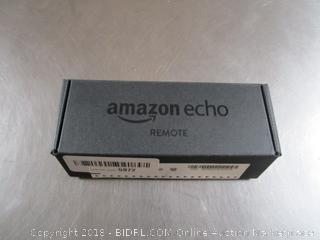 Amazon Echo Remote