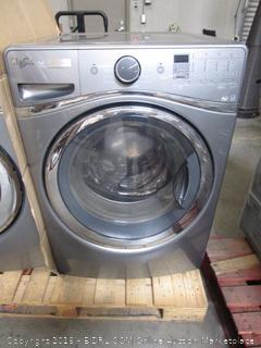 Whirlpool Dryer (powers on)