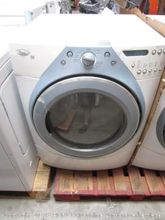 Whirlpool Dryer (no cord, not tested)