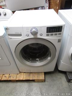 LG Washer (powers on, not tested)