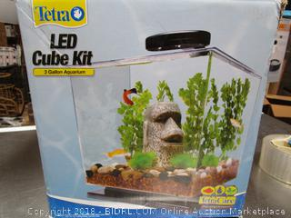 LED Cube Kit Aquarium