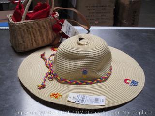 Hat/ Basket