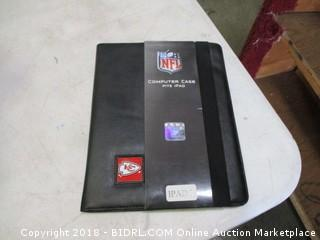 NFL Computer Case Fits iPad