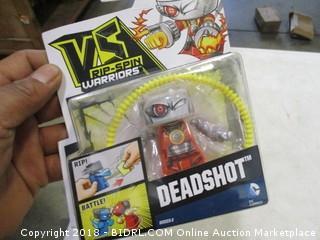 Deadshot Rip-Spin Warriors