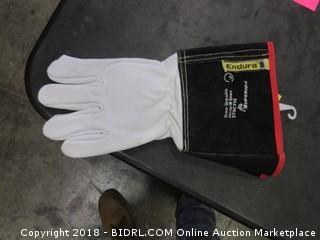Superior Gloves Grain Goatskin Kevlar Size S