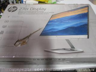 HP Screen Monitor