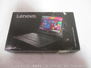 """Lenovo 10.1"""" Yoga Tablet 2 with Windows  See Pictures"""