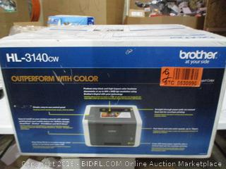 Brother Outperform with Color WiFi Wireless Networking