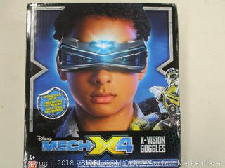 Disney X-vision glasses
