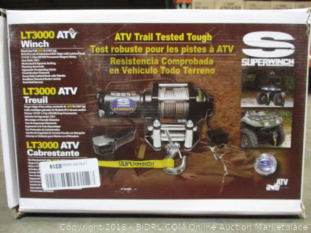 BIDRL COM Online Auction Marketplace - Auction: Bulk ATV