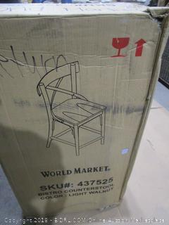 World Market Bistro Counterstool