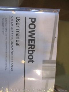 Samsung Powerbot Vacuum