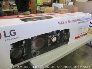LG XBOOM CM4620