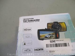 Advanced Portable Car Camcorder