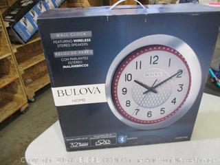 Bulova Wall Clock