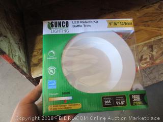 Sunco Lighting LED Retrofit Kit