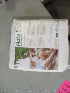 Naty Naturally Breathable Diapers Size 5