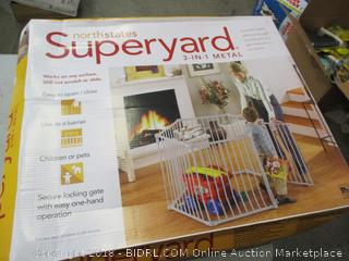 Superyard 3-in-1 Metal